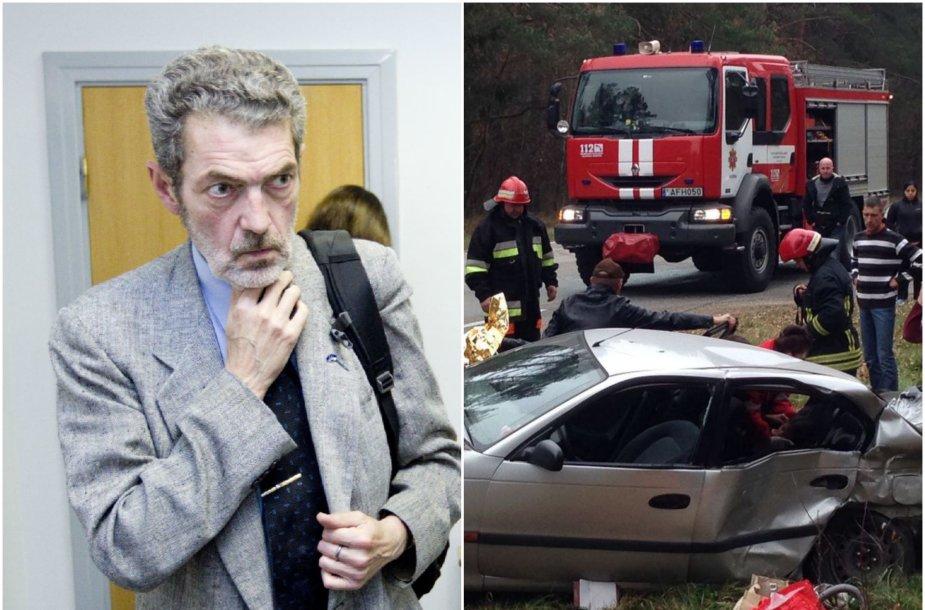 Advokatas G.Milevičius pareiškė nušalinimą rezonansinės avarijos bylą narpliojančiai teisėjai