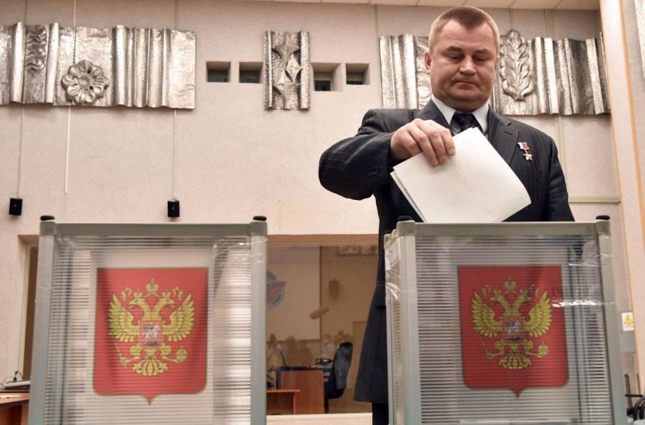 Prezidento rinkimai Rusijoje