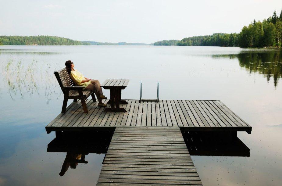 Suomijos kraštovaizdis