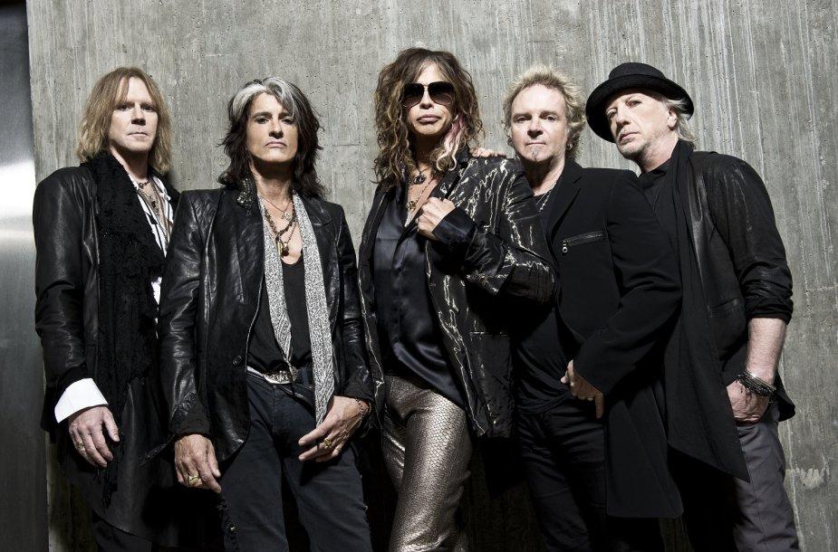 "Grupė ""Aerosmith"""