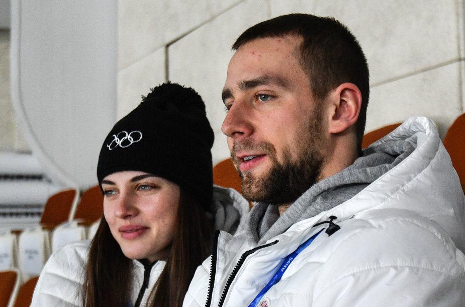 Aleksandras Krušelnickis ir Anastasija Bryzgalova