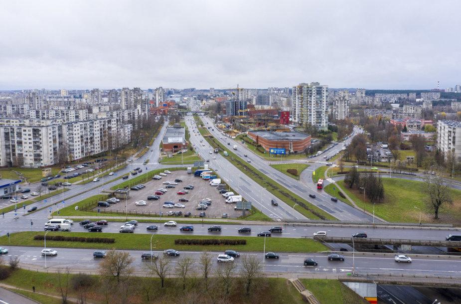 Ukmergės gatvė Vilniuje