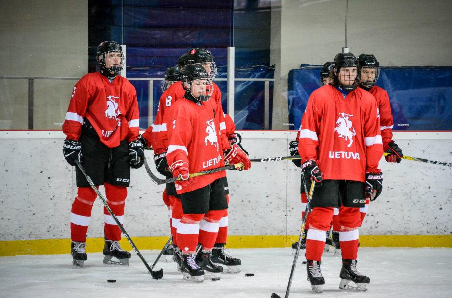 Lietuvos U-18 ledo ritulio rinktinė