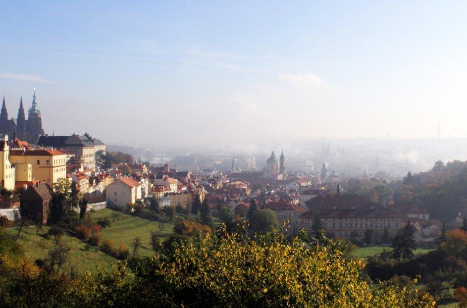 Prahos panorama