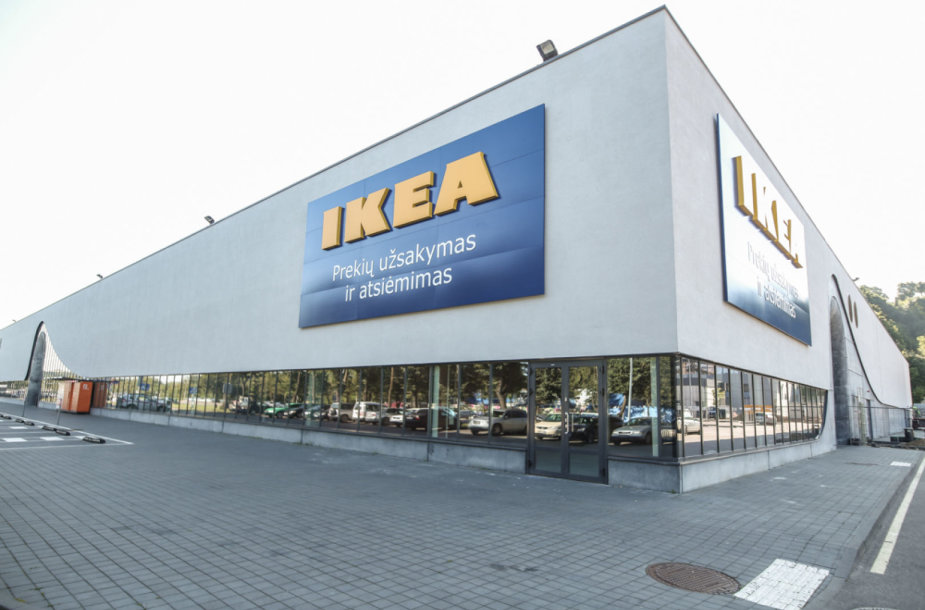 IKEA prekių užsakymo ir atsiėmimo vieta Kaune