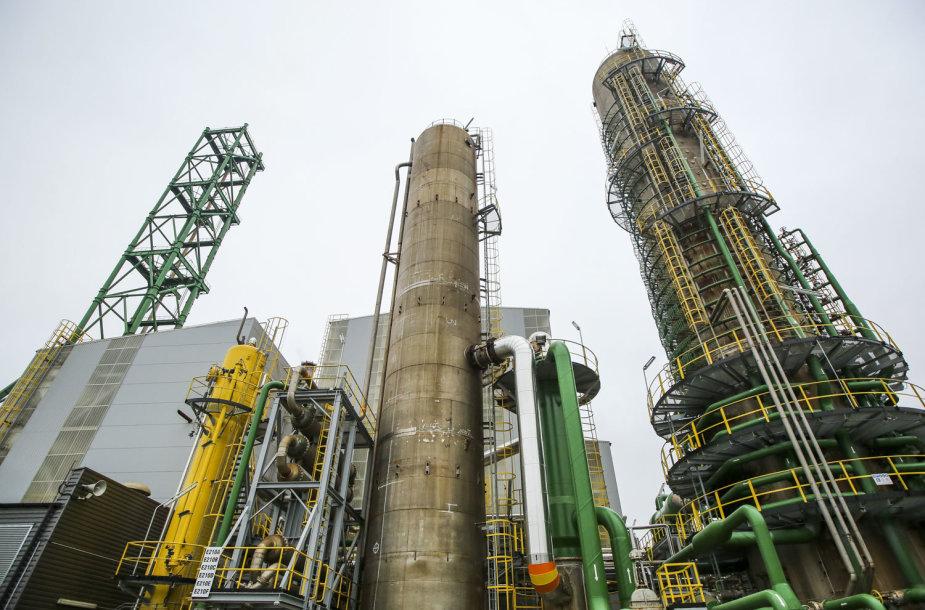 """Į azoto rūgšties cecho statybas """"Achema"""" investavo 21 mln. eurų"""