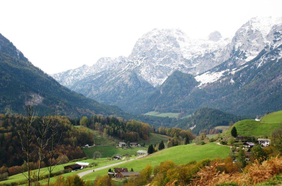Soleleitungsweg – viena iš tako atkarpų, vedančių Toter Man viršukalnėn