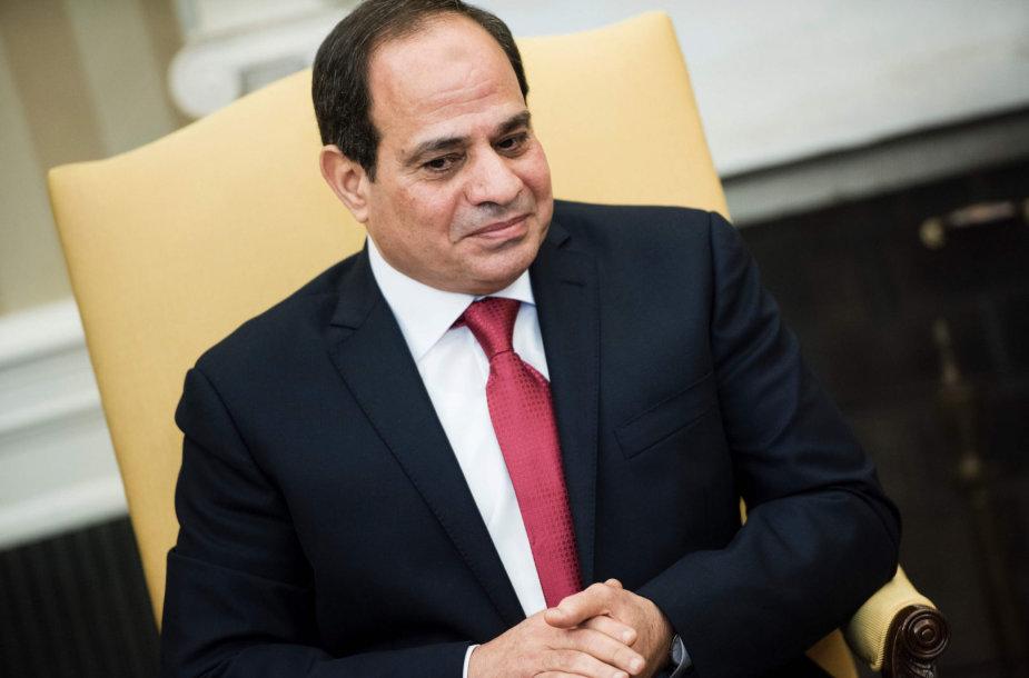 Abdelis Fattahas el-Sisi