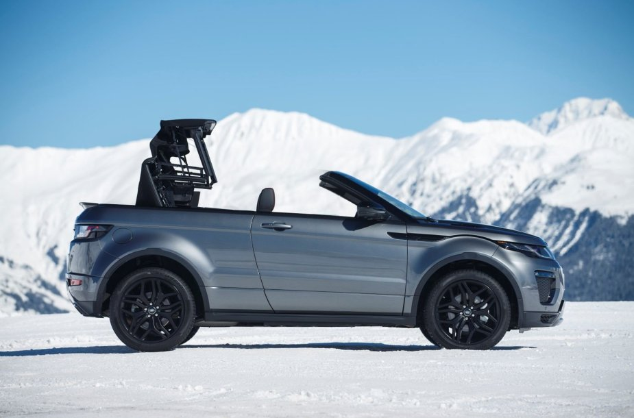 """""""Range Rover Evoque Convertible"""""""