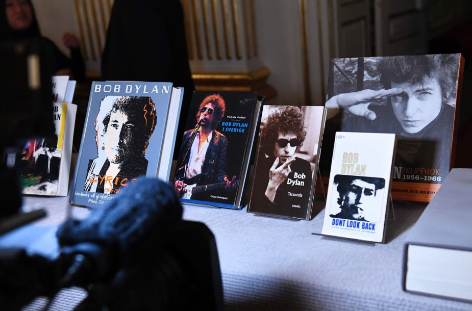 Bobo Dylano knygos