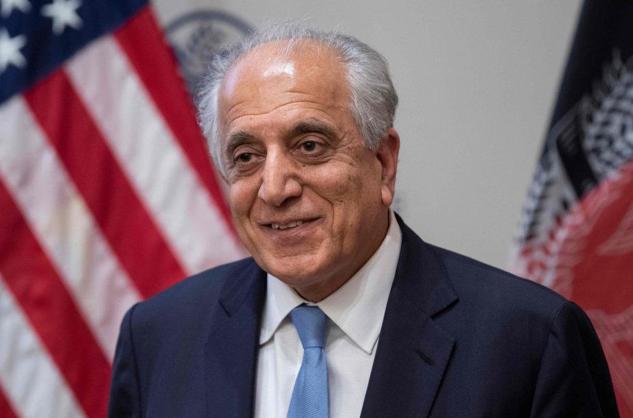Zalmai Khalilzadas