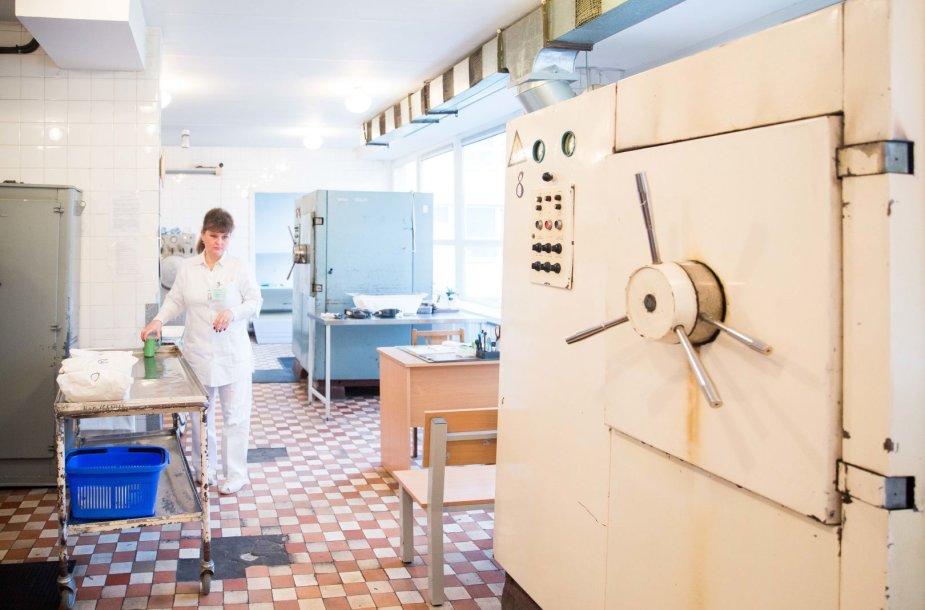 Senoji Vilniaus miesto klinikinės ligoninės sterilizacinė