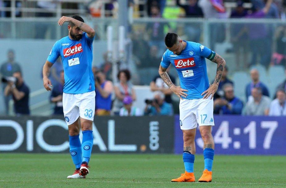 """""""Fiorentina"""" – """"Napoli"""""""