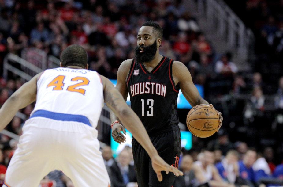 NBA rungtynės