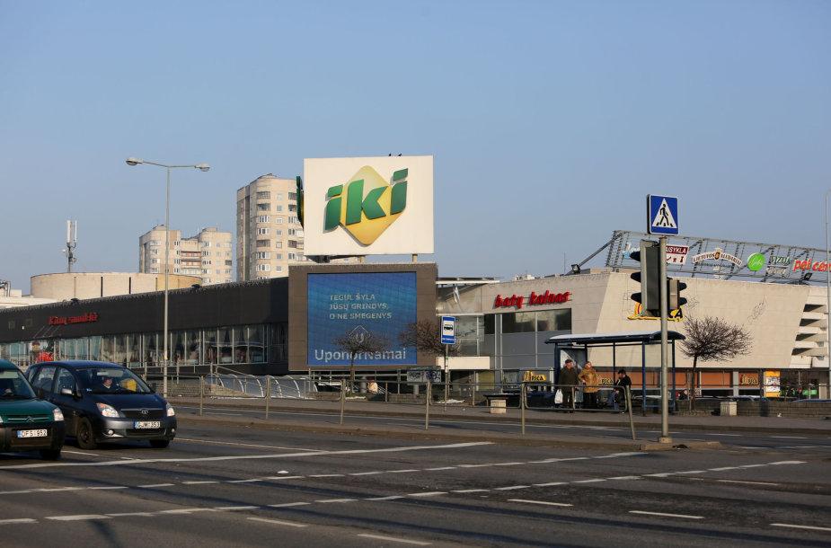 """Prekybos centras """"IKI"""""""