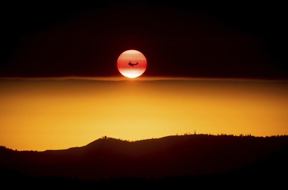 Saulėlydis Kalifornijoje