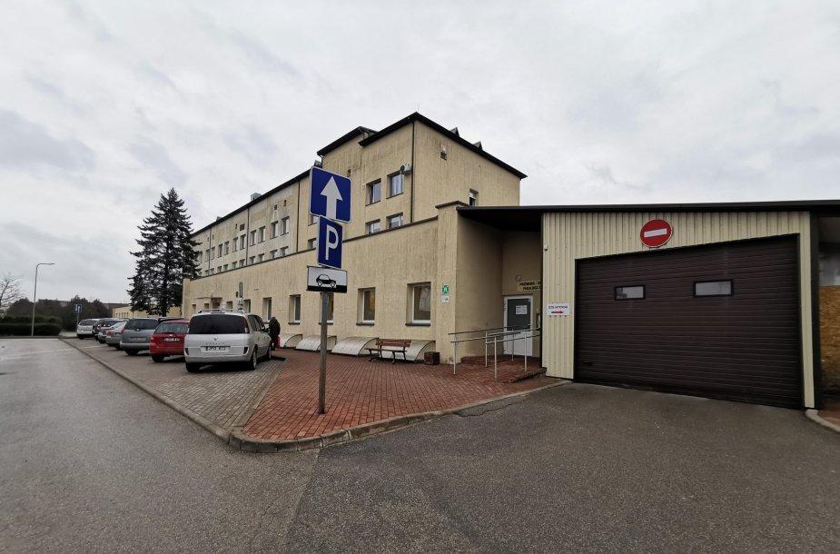 Tauragės ligoninė