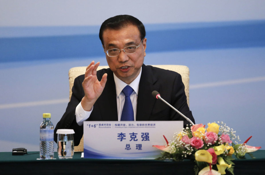 Li Keqiangas