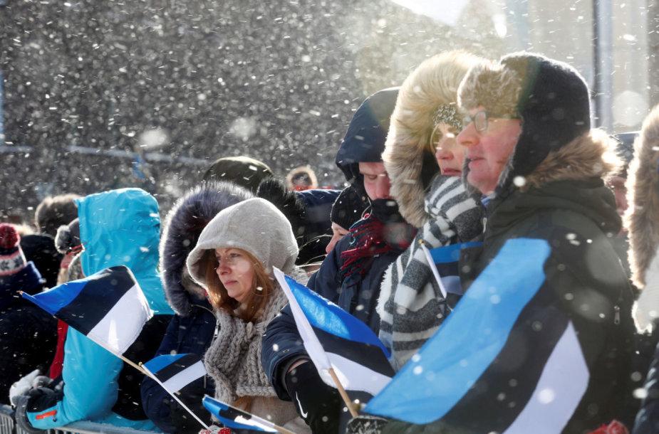Estijoje daugėja gyventojų