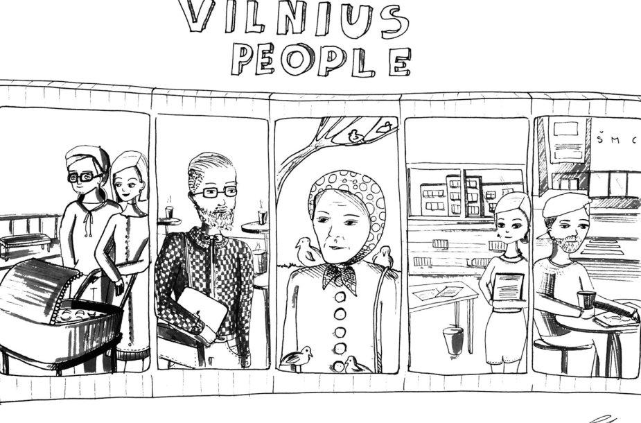Vilniaus gyventojai