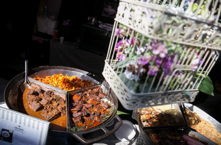 Tradicinė Europos šalių restoranų mugė