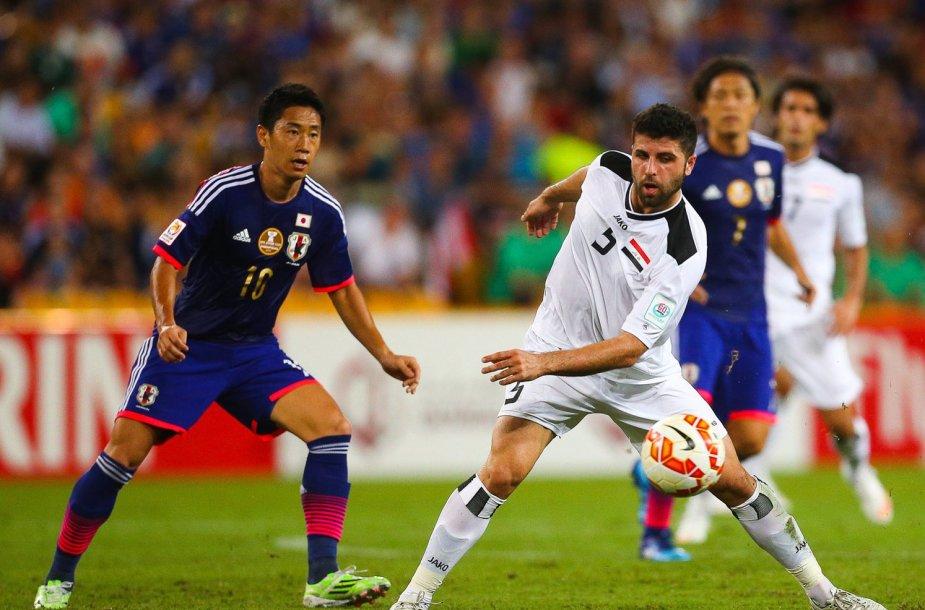Japonijos ir Irako rungtynės