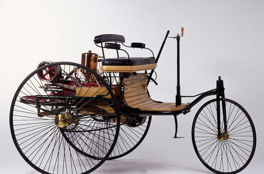 Pirmasis Karlo Benzo automobilis