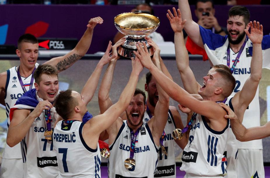 Slovėnų triumfas