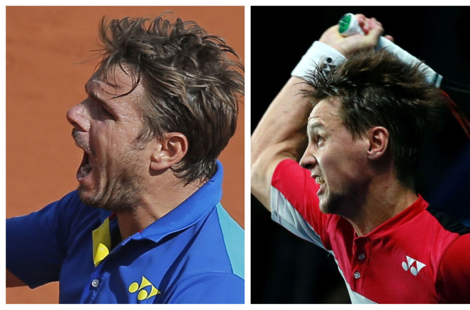 """Burtai lėmė: Ričardas Berankis ir Stanas Wawrinka žais """"Australia Open"""" pirmajame rate."""