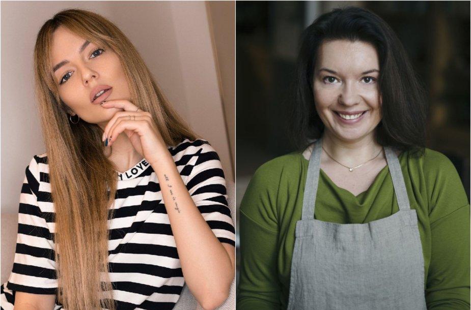 Simona Burbaitė ir Renata Ničajienė