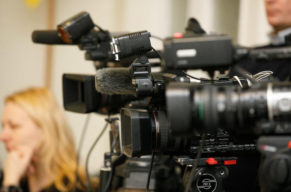 Filmavimo kameros