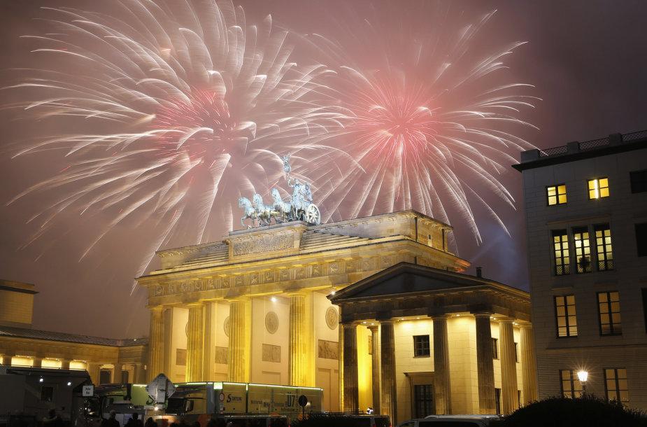 Naujųjų metų sutikimas Berlyne