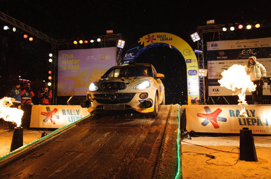 """ADAC Opel Rallye Junior Team 2015"""