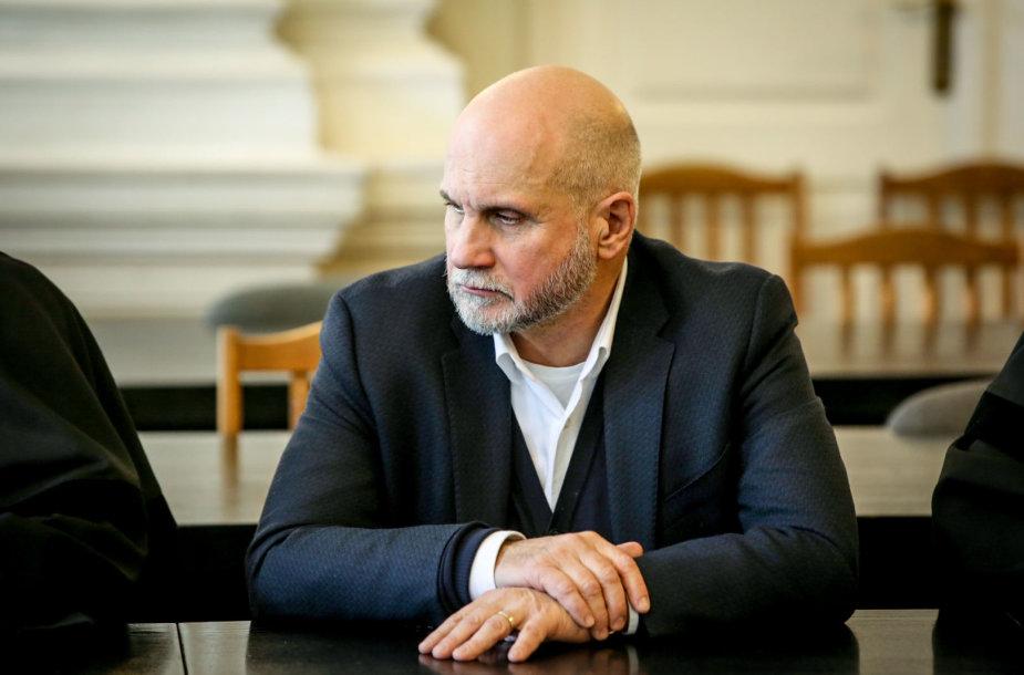 Teisiamasis Gedvydas Vainauskas