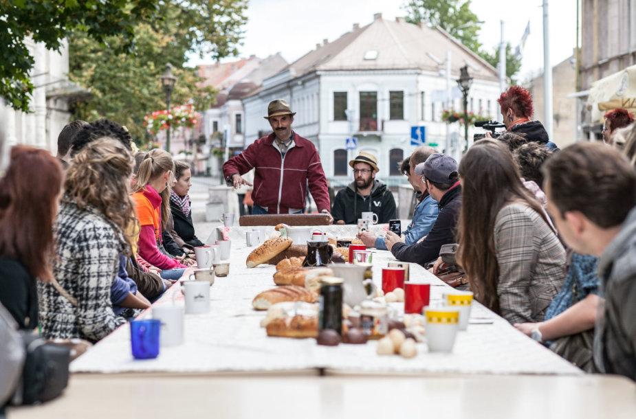 Kaunas ir Kauno rajonas švęs Tarptautinę laimės dieną