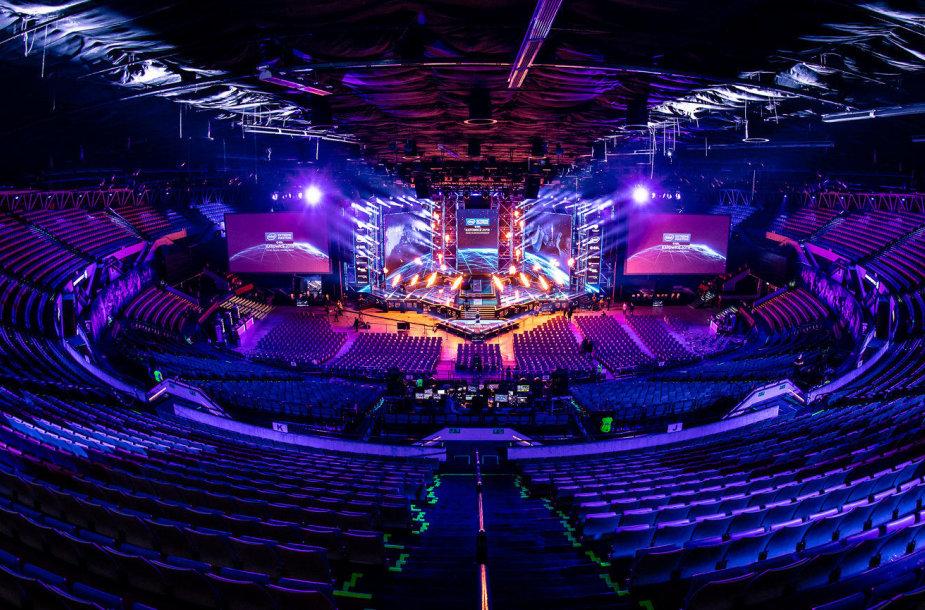 """""""IEM Katowice"""" arena"""
