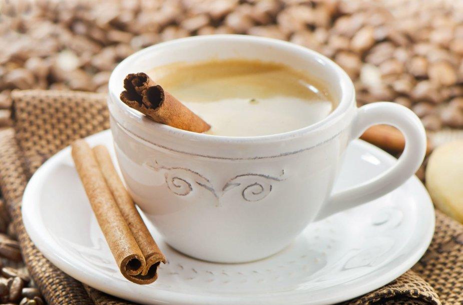 Kava su cinamonu
