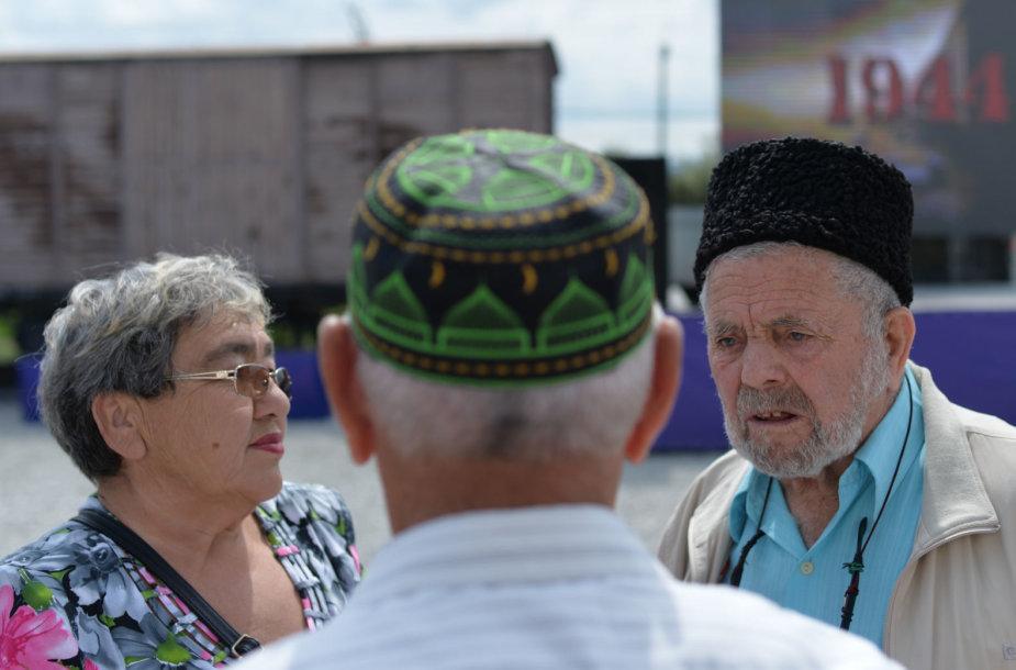 Krymo totoriai