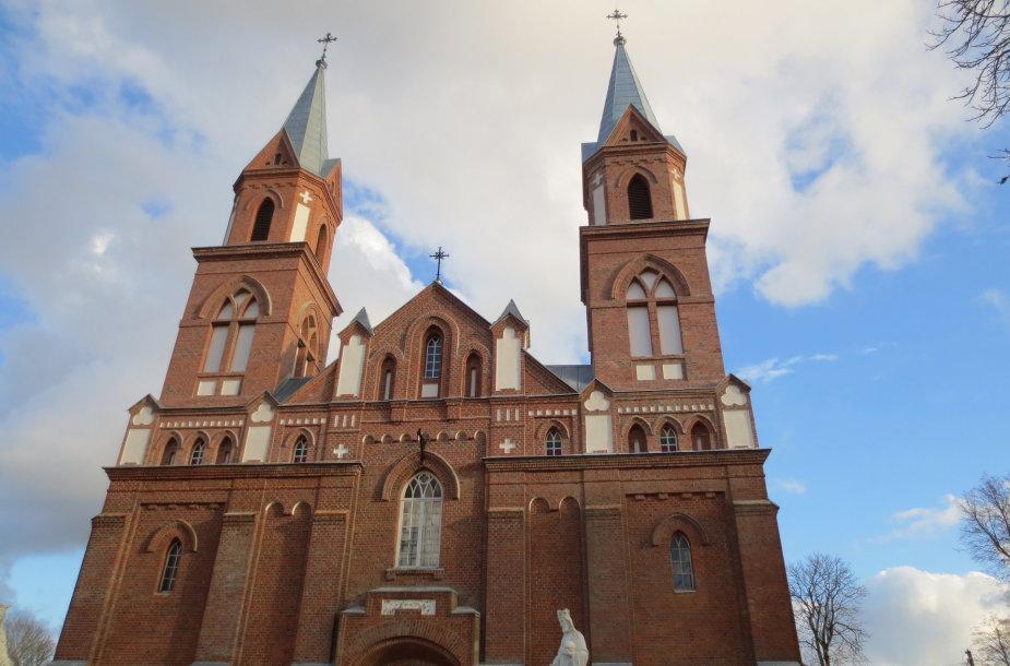 Ylakių Viešpaties Apreiškimo Švč. Mergelei Marijai bažnyčia