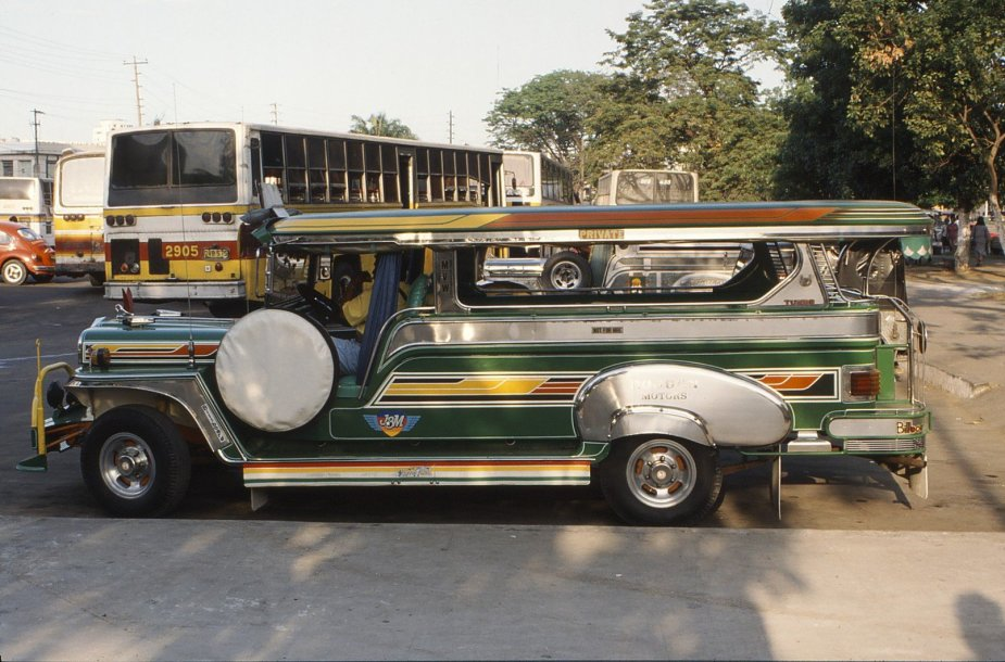 """Jeepney"""