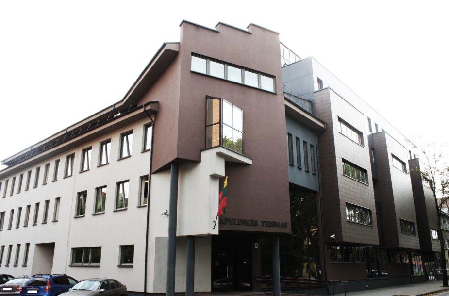 Klaipėdos miesto apylinkės teismas
