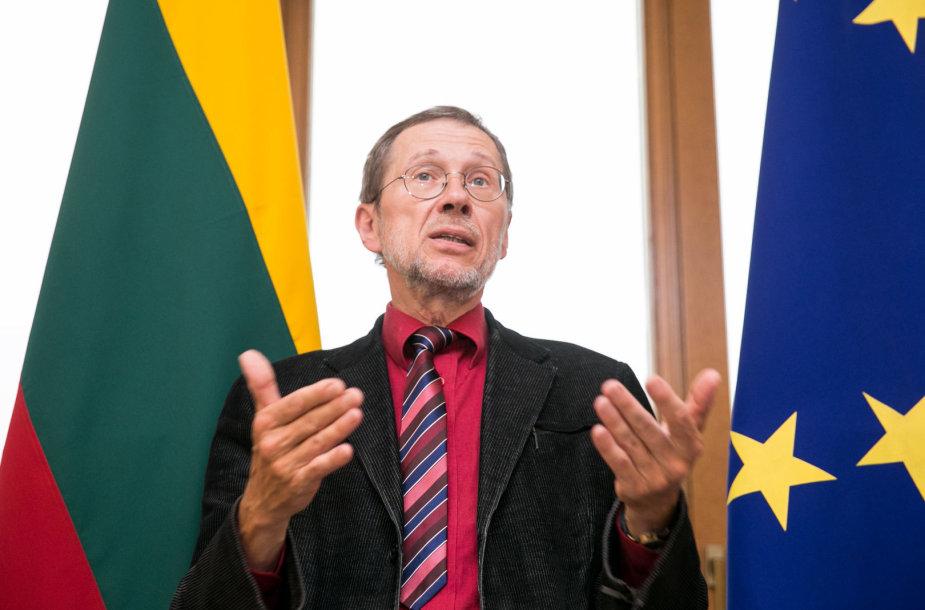 Liudas Mažylis