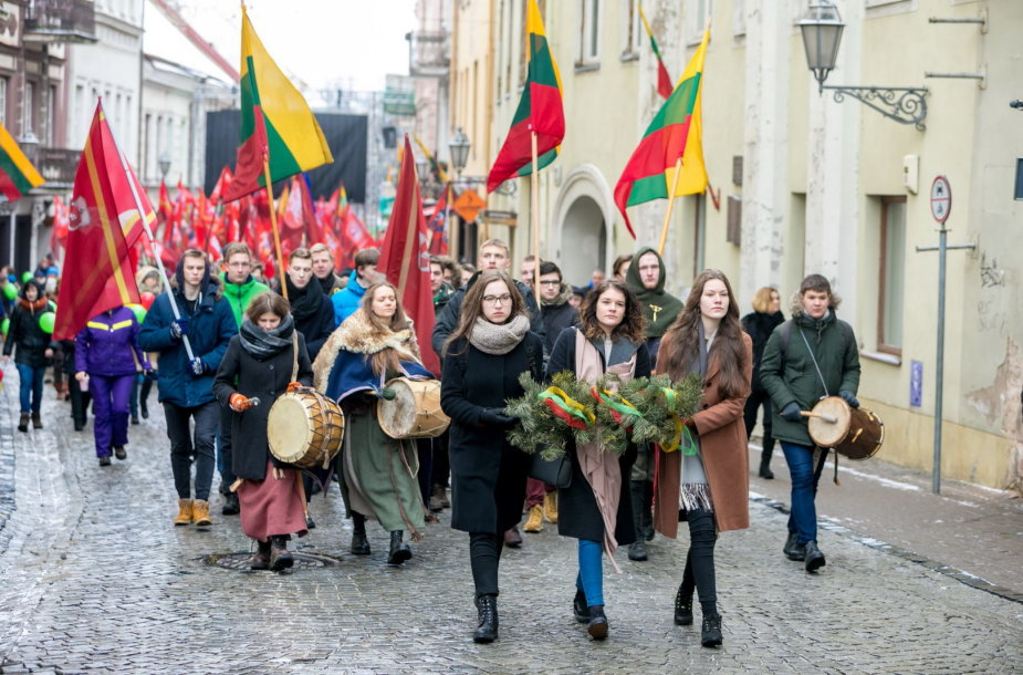Vilnius švęs Laisvę