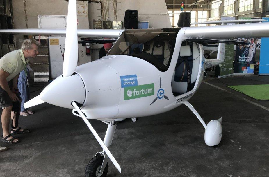 Fortum elektrinis lėktuvas