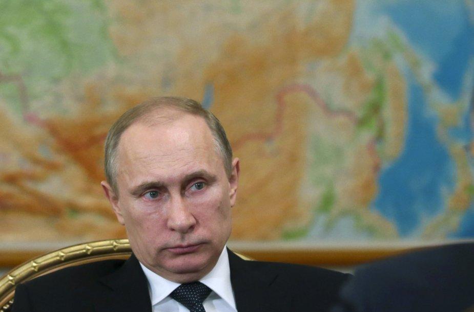 Vladimiras Putinas.
