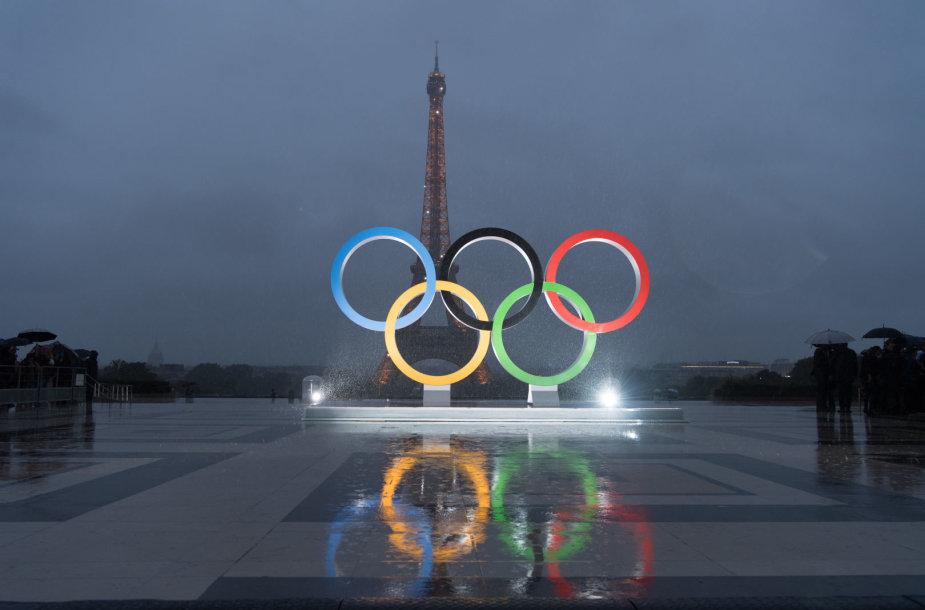 Paryžiaus olimpinės žaidynės