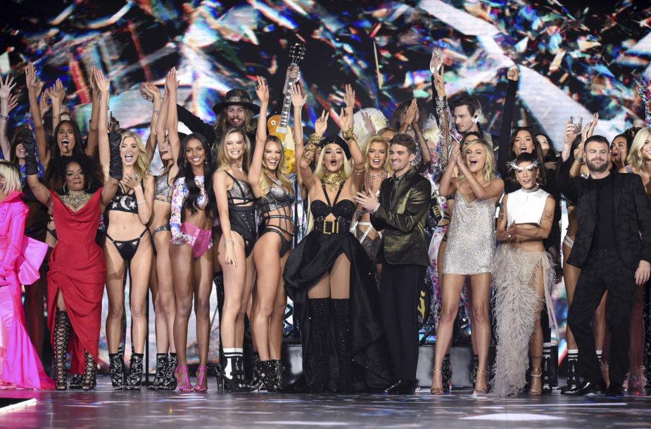 """Victoria's Secret"" šou"