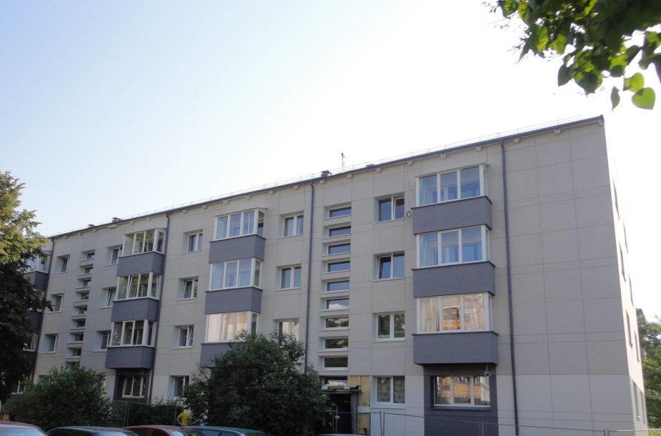 Rinktinės g. 42A, Vilnius