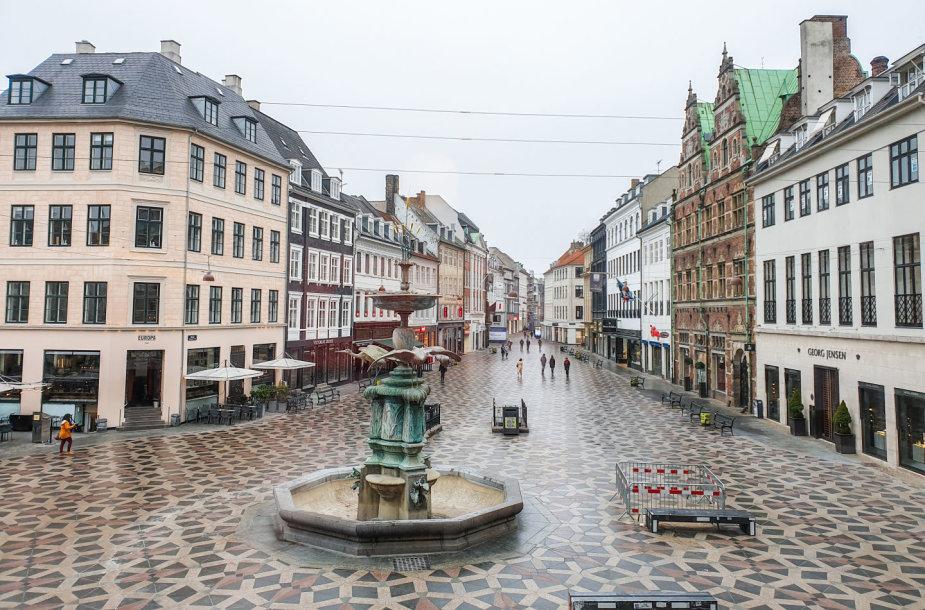 Kelionė Kopenhagoje