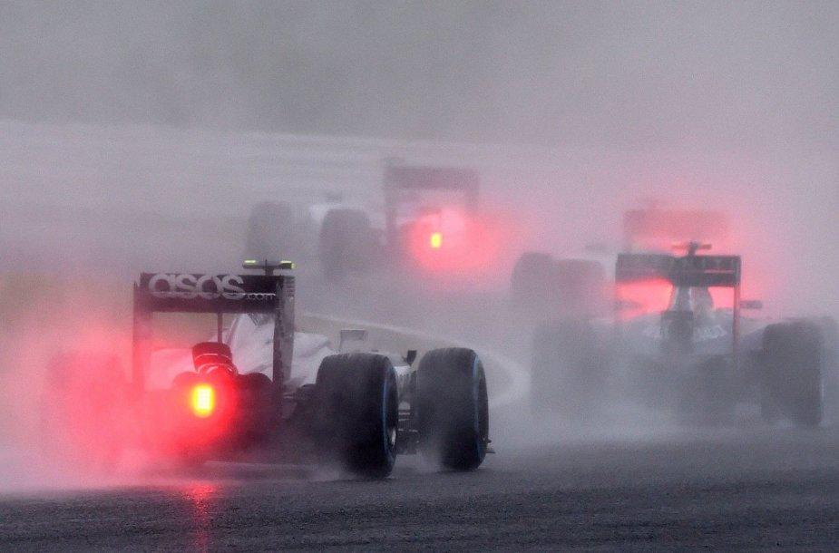 F1 lenktynės Japonijoje